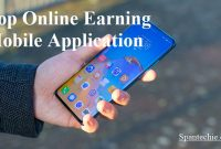 Top 10 Online Earning Mobile Application 2021